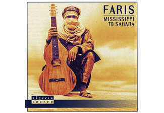 Faris, VARIOUS - Mississippi To Sahara - (CD)
