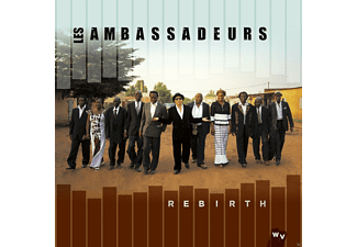 Les Ambassadeurs - Rebirth - (Maxi Single CD)