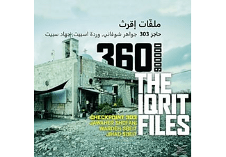 Checkpoint 303, Jawaher Shofani, Wardeh Sbeit, Jihad Sbeit - The Iqrit Files - (CD)