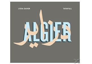 Lydia Daher & Tataful - Algier [CD EXTRA/Enhanced]