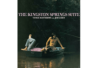 Vince Matthews And Jim Casey - The Kingston Springs Suite - (CD)