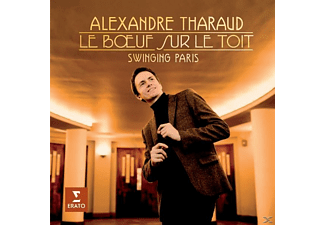 Alexandre Tharaud - Swinging Paris - (CD)