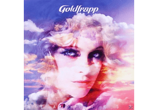 Goldfrapp - Head First - (CD)