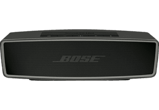 bose enceinte bluetooth soundlink mini ii carbon 725192 2110 enceinte sans fil. Black Bedroom Furniture Sets. Home Design Ideas