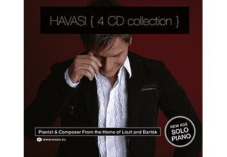 Havasi Balázs - 4 CD Collection (CD)