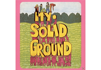 My Solid Ground - My Solid Ground (Schwarz) [LP + Download]