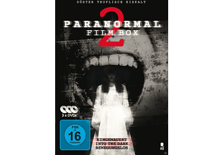 Paranormal Film Box 2 - (DVD)