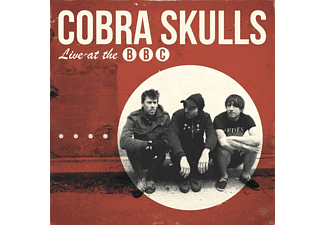Cobra Skulls - Live At The Bbc - (Vinyl)