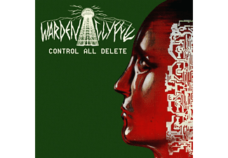 Wardenclyffe - Control All Delete (Red Vinyl) [Vinyl]