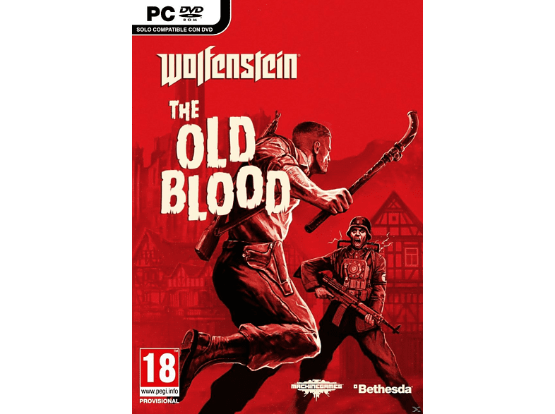 Wolfenstein The Old Blood PC laptop  tablet  computing  software παιχνίδια pc gaming   offline pc παιχνίδια p