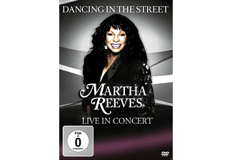 Martha Reeves - Dancing In The Street-Live In Concert - (DVD + CD)