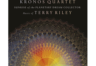 Kronos Quartet - Sunrise Of The Planetary Dreamcollector [CD]