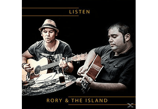 Rory & The Island - Listen [CD]