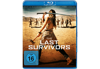 The Last Survivors [Blu-ray]