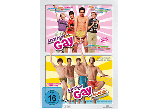 Another Gay Movie Pack: Another Gay Movie & Another Gay Sequel - (DVD)