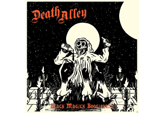 Death Alley - Black Magick Boogieland - (CD)