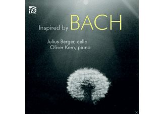 Oliver Kern, VARIOUS, Berger Julius - Inspired By Bach [CD]