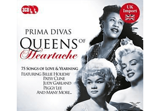 Various - Prima Divas-Queens Of Heartache - (CD)