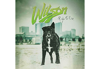 Wilson - Right To Rise (Lp+Mp3) [LP + Download]