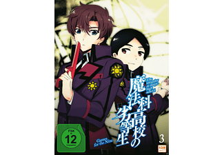 The Irregular at Magic Highschool - Vol. 3: Nine Schools Competitions - (DVD)
