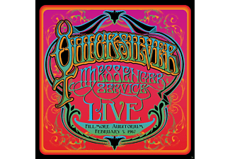 Quicksilver Messenger Service - Fillmore Auditorium 1967 - (Vinyl)