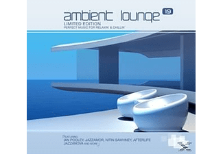 Various - Ambient Lounge Vol.19 - (CD)