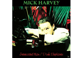 Mick Harvey - Intoxicated Man/Pink Elephants [Vinyl]