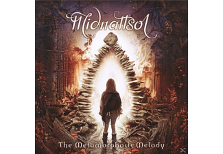 Midnattsol - The Metamorphosis Melody [CD]