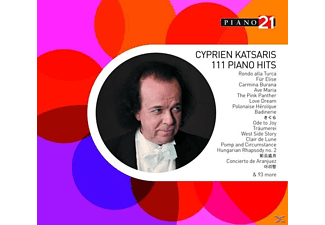 Cyprien Katsaris - 111 Piano Hits - (CD)