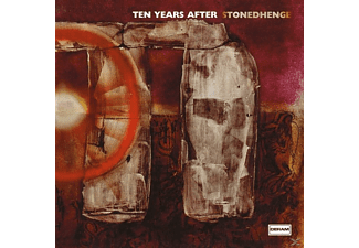 Ten Years After - Stonehenged (Re-Presents) [CD]