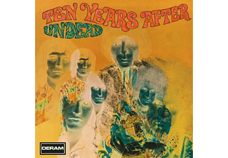 Ten Years After - Undead (Re-Presents) - (CD)
