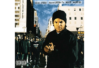 Ice Cube - Amerikkka's Most Wanted [CD]
