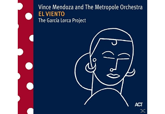 Vince Mendoza - El Viento-The Garcia Lorca Project [CD]