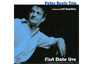 Beets,Peter Trio Feat.Hamilton,Jeff - First Date Live - (CD)