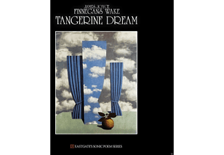 Tangerine Dream - James Jocye-Finnegan's Wake [CD]