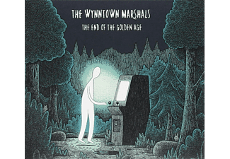 The Wynntown Marshals - The End Of The Golden Age - (LP + Bonus-CD)