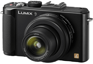 PANASONIC DMC-LΧ7 Black