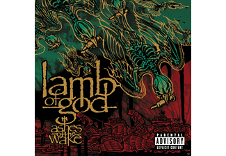 Lamb of God - ASHES OF THE WAKE (ENHANCED) - (CD)