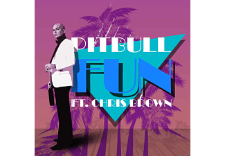 Pitbull, Chris Brown - Fun [CD]