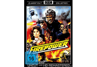 Firepower - Classic Cult Collection [DVD]