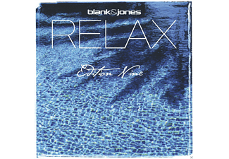 Blank & Jones - Relax Edition 9 (Nine) - (CD)