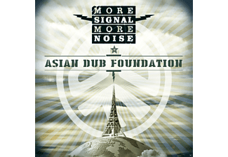 Asian Dub Foundation - More Signal More Noise [Vinyl]