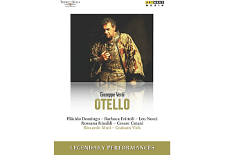 VARIOUS - Otello - (DVD)