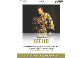 VARIOUS - Otello - (Blu-ray)