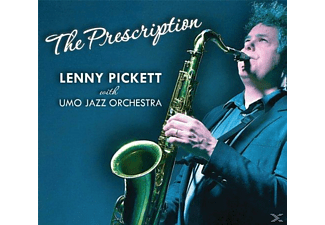 Lenny Pickett, Umo Jazz Orchestra - The Prescription - (CD)