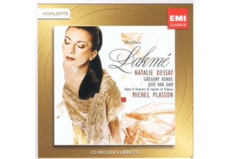 VARIOUS, Natalie Dessay, Michel Plasson - Lakme-Highlights - (CD)