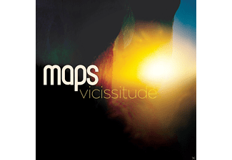 Maps - Vicissitude - (LP + Download)