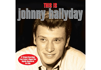 Johnny Haliday - This Is Johnny Hallyday [CD]