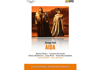 VARIOUS, Orchestra And Chorus Of Teatro Alla Scala - Aida [DVD]