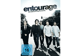 Entourage - Staffel 5 [DVD]